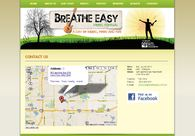 A great web design by B. Woods Design