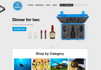 A great web design: Responsive Website, E-Commerce , Consumer Products , PHP