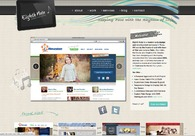 A great web design by Eighth Note Media Solutions