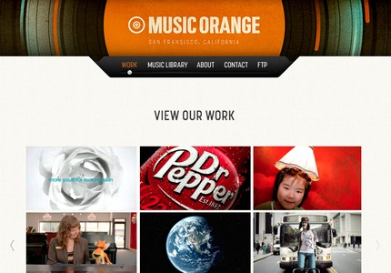 A great web design by Temple Studios Inc.