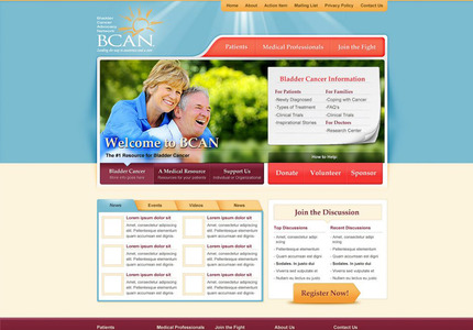 A great web design by D6 Interactive