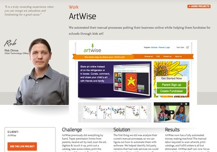 A great web design: Website, E-Commerce , Education , PHP