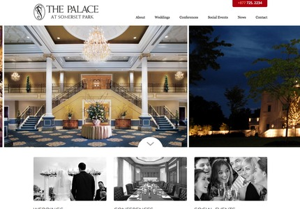 A great web design: Responsive Website, Marketing Website , Hospitality