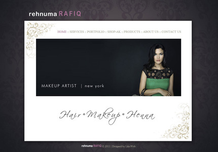 A great web design: Website, Marketing Website , Fashion , PHP