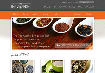A great web design: Website, E-Commerce , Food & Beverage , Other