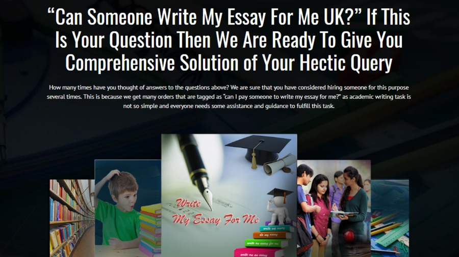 essay writing in united states