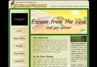 A great web design by Caveman Websites