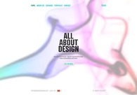 A great web design by about:blank