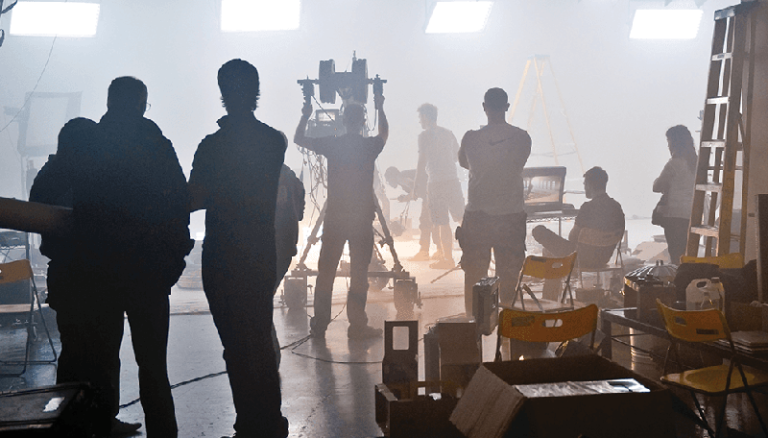 Who's Who on the Film Set Crew: A Quick-Reference Guide
