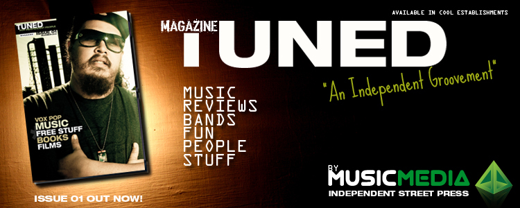 Welcome To Tuned Magazine
