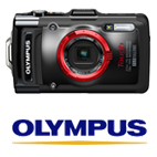 Olympus TOUGH! pimps the digital camera.