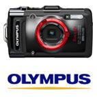 Olympus TOUGH! pimps the digital camera.