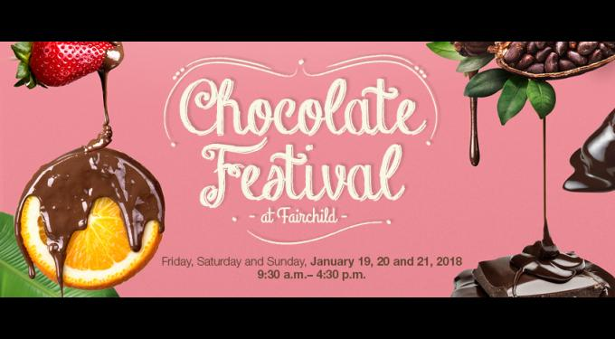 Annual International Chocolate Festival