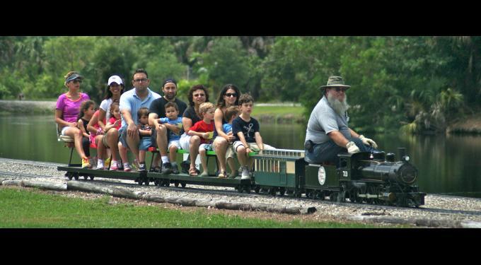Tradewinds Train Rides