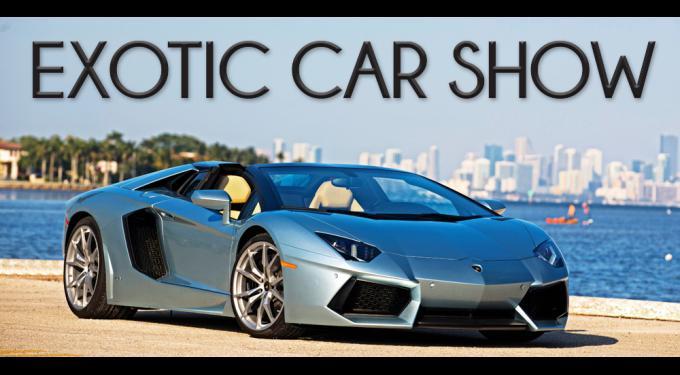 Harbourside Exotic Car Show South Florida Finds - Car show jupiter fl