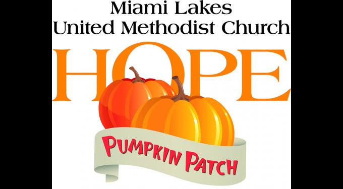 Miami Lakes United Methodist Church Pumpkin Patch