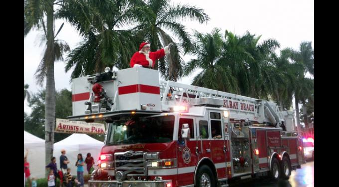 Holiday Parade Delray Beach