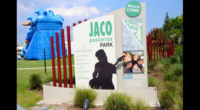 Jaco Pastorius Park and Community Center