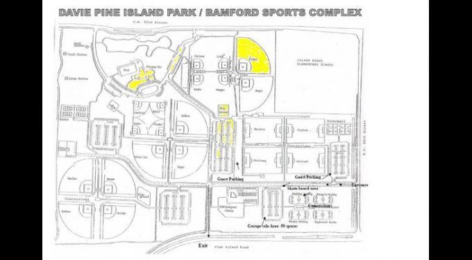 Pine Island Park and Aquatic Center