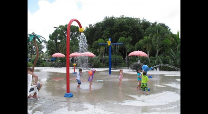 City Of Palm Beach Gardens Aquatic Complex South Florida Finds