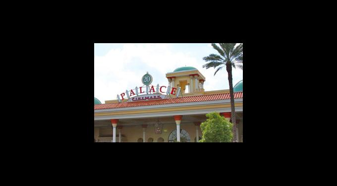 Cinemark Palace 20 and XD