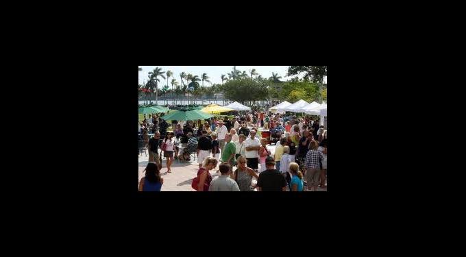West Palm Beach Green Market