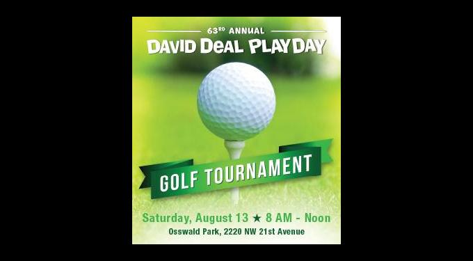 Annual David Deal Playday