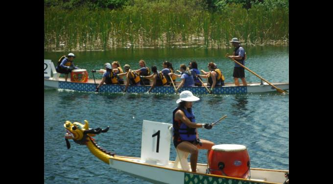 Introduction to Dragon Boating