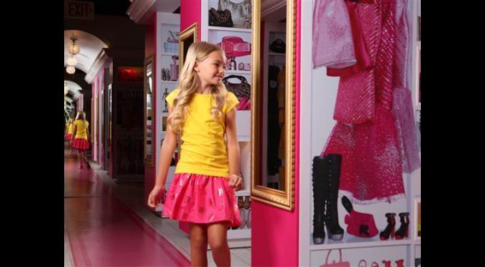 Barbie Dream House Experience Florida: The Barbie Dreamhouse Experience