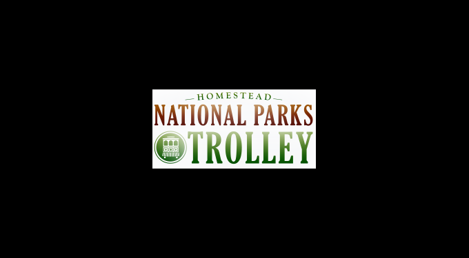 Homestead National Parks Trolley