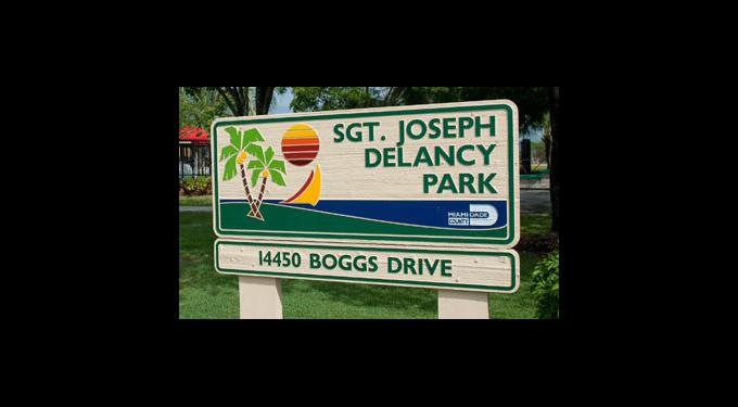 Sgt. Joseph Delancy Park & Pool