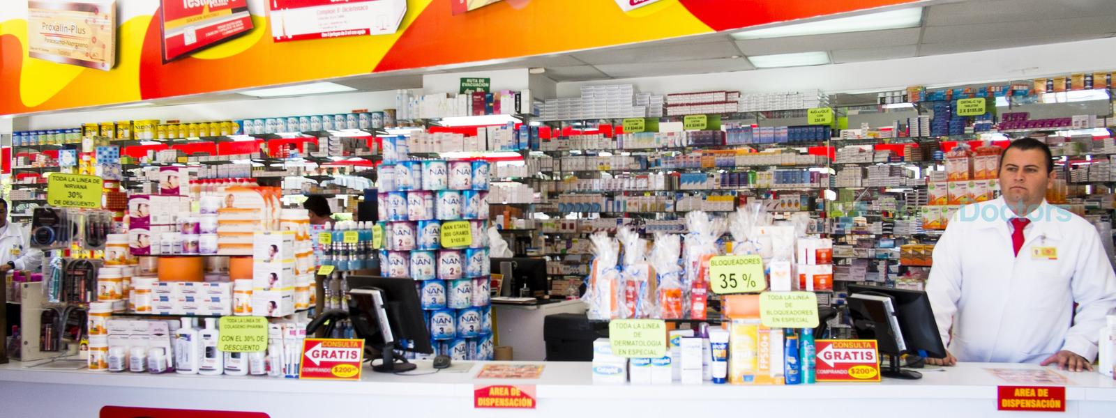 Farmacia la mas barata mexicali telefono