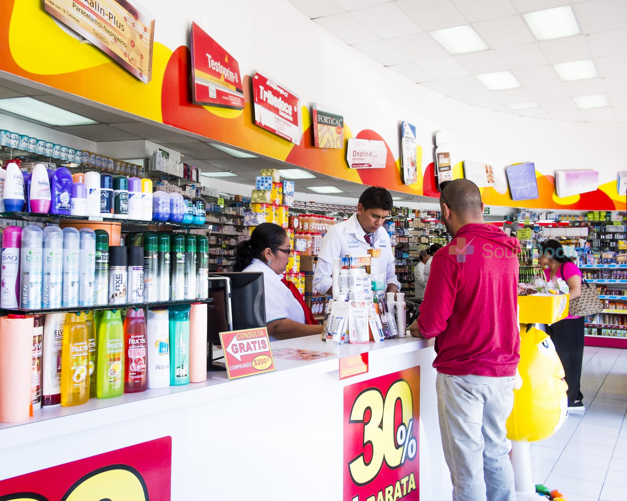 La farmacia mas barata