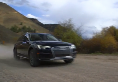 Steve Says Audi S Wagon Styled A4 Allroad Goes Off Road