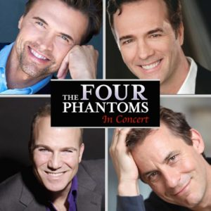 The Four Phantoms Come to Hard Rock Live @ Hard Rock Live | Hollywood | Florida | United States