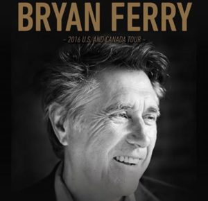 Bryan Ferry Comes to Hard Rock Live @ Hard Rock Live | Hollywood | Florida | United States