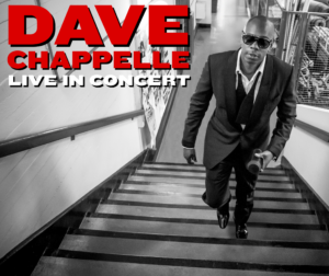 Celebrity Comedian, Dave Chappelle, At The Coral Springs Center For The Arts! @ Coral Springs Center for the Arts  | Coral Springs | Florida | United States