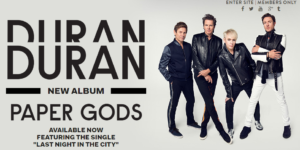 "Duran Duran ""Paper Gods"" Tour At Hard Rock Live @ Hard Rock Live 