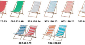 IKEA Beach Chairs