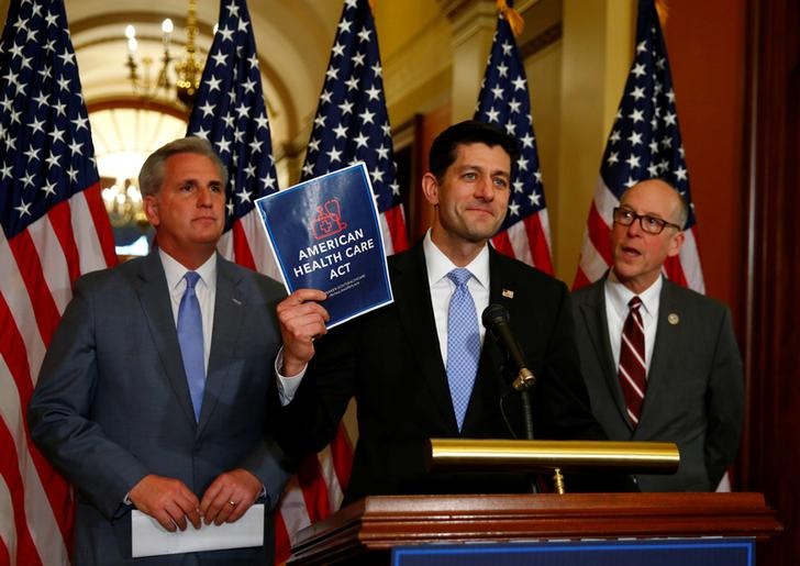 Who gets hurt by repealing and replacing the Affordable Care Act