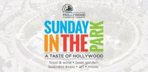 Sunday in the Park, a Taste of Hollywood @ ArtsPark at Young Circle | Hollywood | Florida | United States