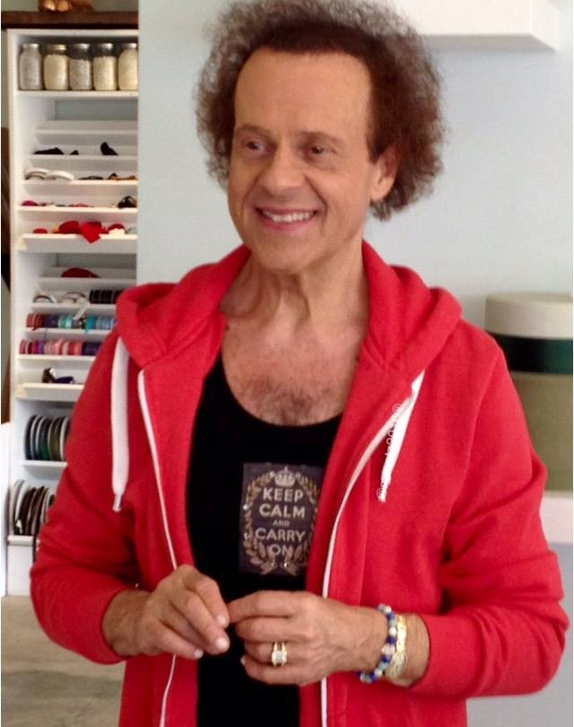 Richard Simmons resurfaces: 'Knowing you care makes me feel better'