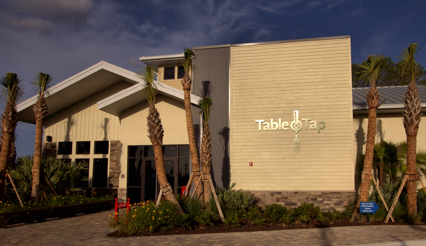 Table and Tap restaurant