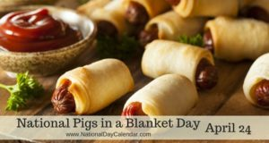 Pigs-in-a-Blanket Day