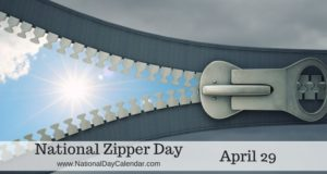Zipper Day