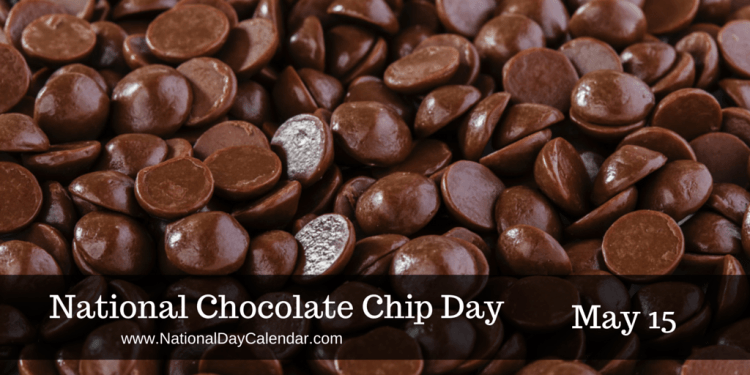 Score a sweet deal on National Chocolate Chip Day