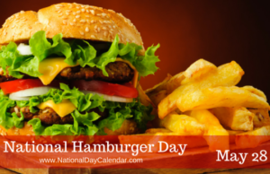hamburger day