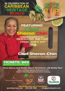 Spice It Up! Miami Celebrates Caribbean Heritage and Soul Food Month @ Little Haiti Cultural Complex | Miami | Florida | United States