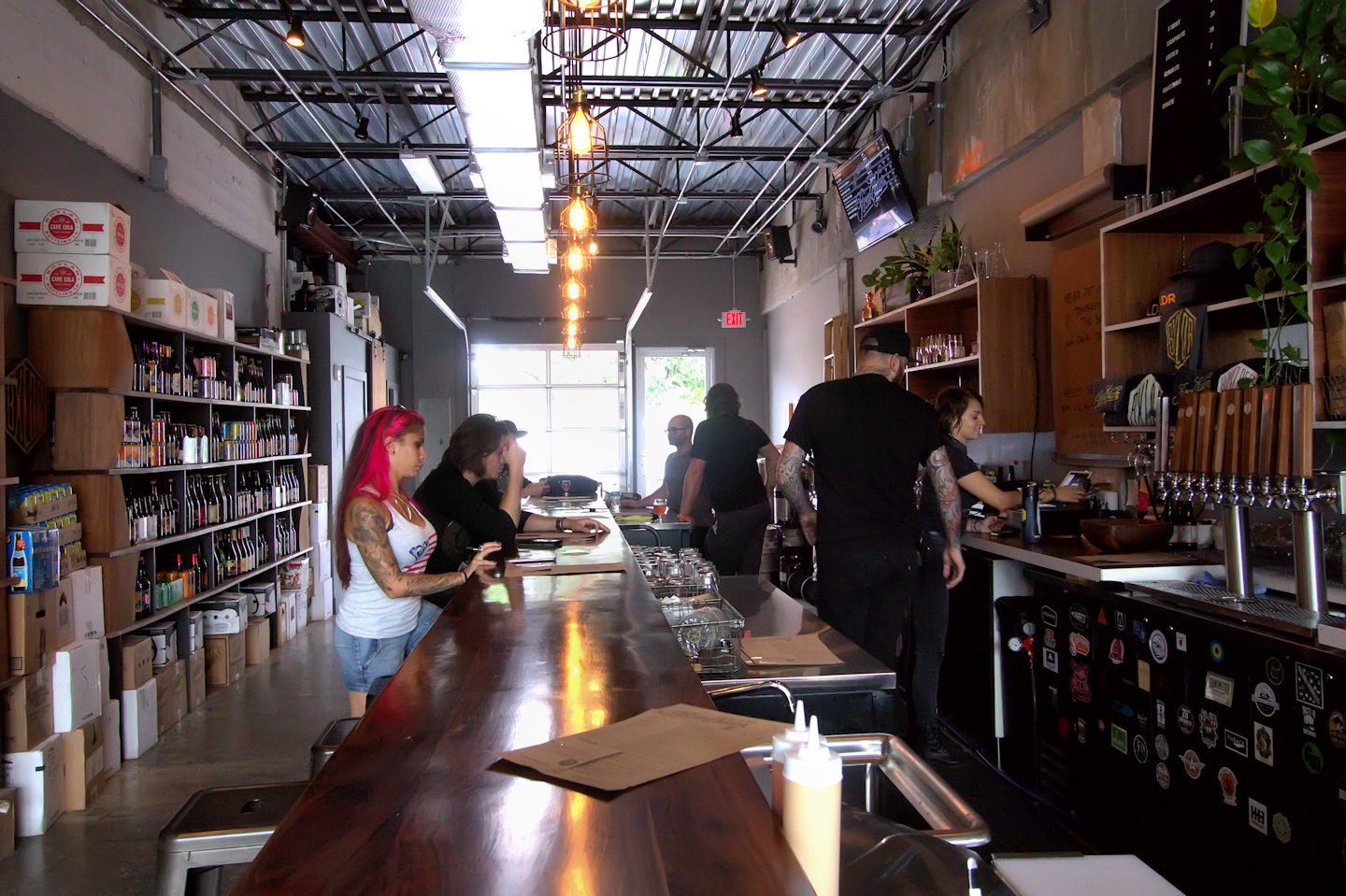 Boxelder craft beer and tap room in wynwood is my new for Craft beer market share 2017