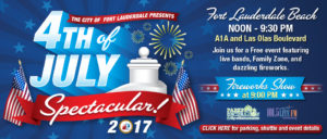 Fort Lauderdale 4th Of July Spectacular (Video) @ Fort Lauderdale Beach | Fort Lauderdale | Florida | United States